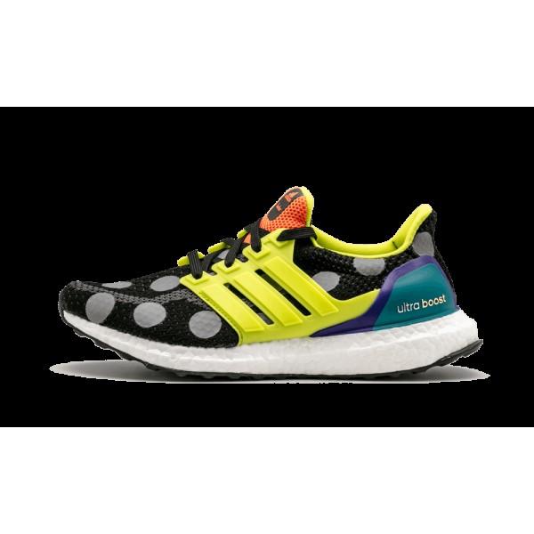Adidas Ultra Boost Kolor Noir/Multicolore BA9956