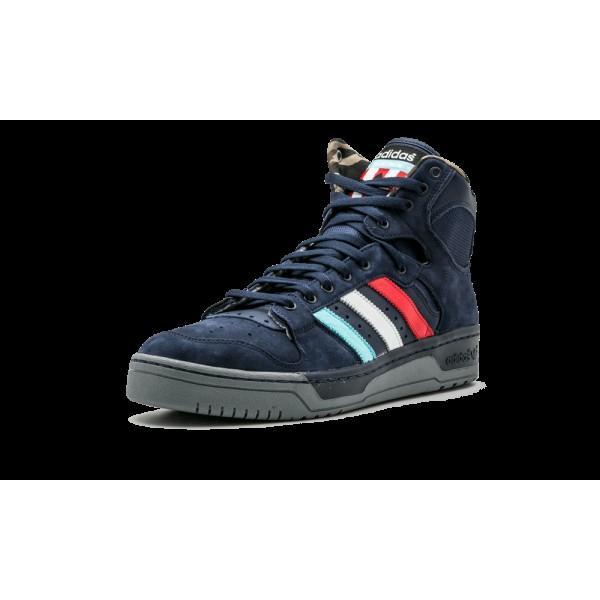 Adidas Conductor Hi Homme Marine Marine Bleu Q32536