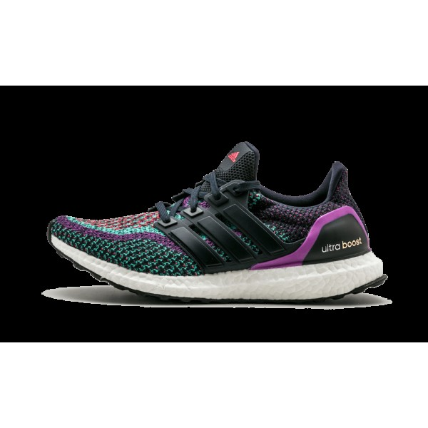 Adidas Ultra Boost Homme Night Marine/Shock Pourpr...