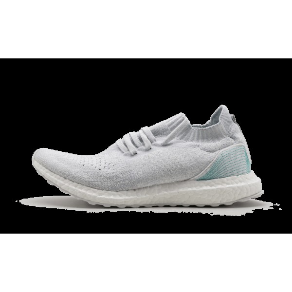 Adidas Ultra Boost Uncaged LTD Blanche/Gris/Bleu B...