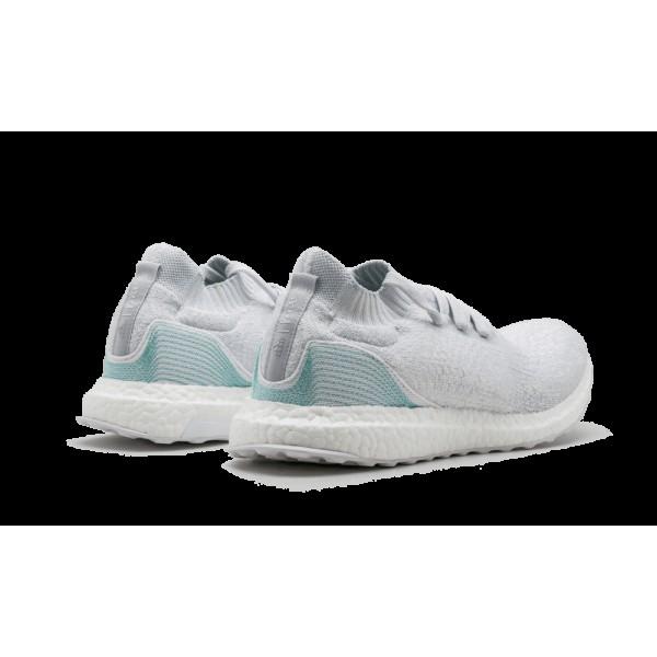 Adidas Ultra Boost Uncaged LTD Blanche/Gris/Bleu BB4073