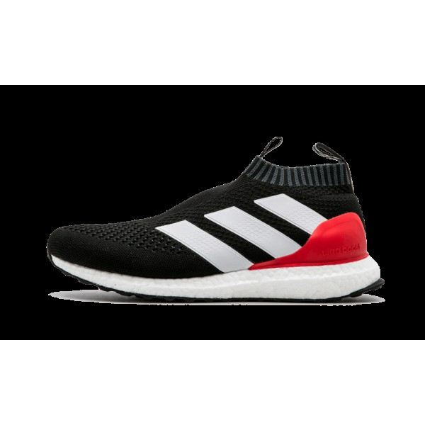 Adidas Ace 16+ Purecontrol Ultra Boost Noir/Blanch...