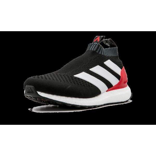 Adidas Ace 16+ Purecontrol Ultra Boost Noir/Blanche/Rouge BY9087