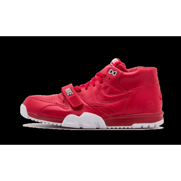 Nike Air Chaussure 1 Mid SP Fragment 806942-661 Gy...