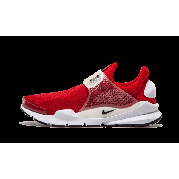 Homme Nike Sock Dart Gym Rouge Noir Blanche 819686...