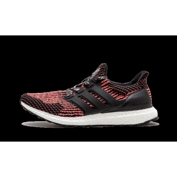 Adidas Ultra Boost CNY Rouge/Blanche/Tech Noir BB3...