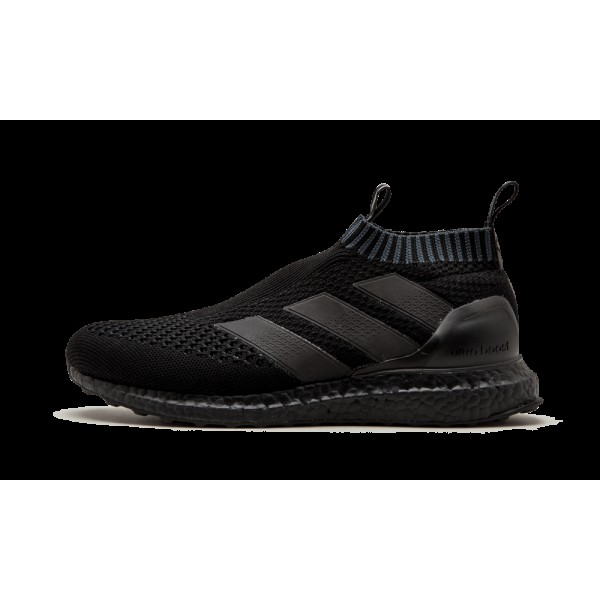 Adidas ACE 16+ Purecontrol Ultra Boost Triple Noir...