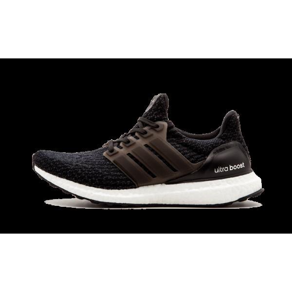 Adidas Ultra Boost Femme Noir/Blanche S80682