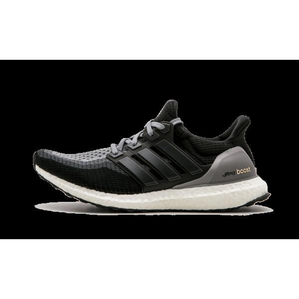 Adidas Ultra Boost Chaussures de Femme Noir/Gris A...