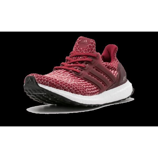 Adidas Ultra Boost Burgandy/Blanche/Mystery Rouge BA8845