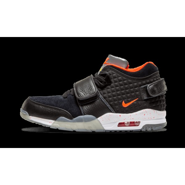 Nike Air Victor Cruz QS 821955-001 Noir Crimson Ro...