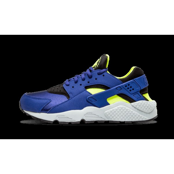 Nike Femme Air Huarache Run 634835-402 Deep Royal ...