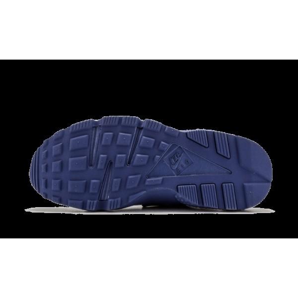 Nike Femme Air Huarache Run PRM Bleu Legend 683818-400