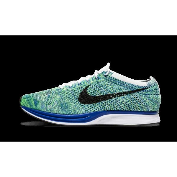 Nike Flyknit Racer Chaussures de running pour Homm...