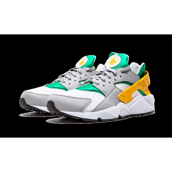 Nike Huarache Lucid Vert/Or/Wolf Gris/Blanche 318429-302