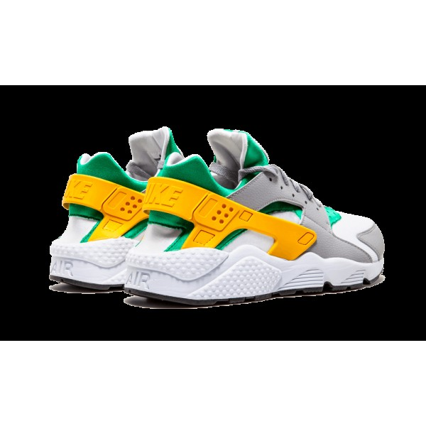 Nike Huarache Lucid Vert/Or/Wolf Gris/Blanche 318429-302