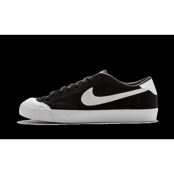 Nike 811252-001 Zoom All Court CK QS Noir/Blanche ...