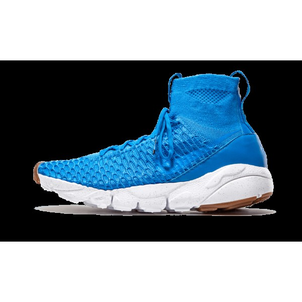 Nike Air Footscape Magista SP Photo Bleu/Summit Bl...
