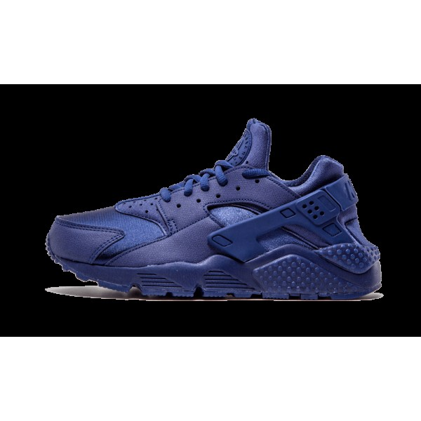 634835-403 Nike Air Huarache Run Loyal Bleu Chauss...