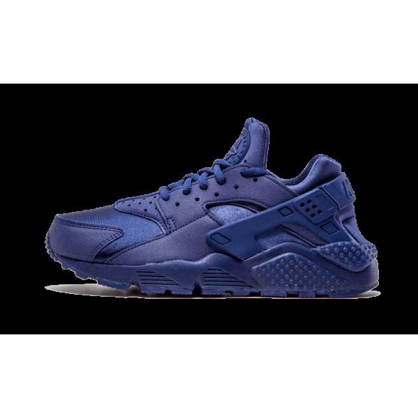 634835-403 Nike Air Huarache Run Loyal Bleu Chauss...