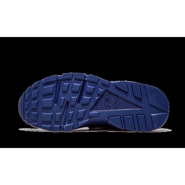 634835-403 Nike Air Huarache Run Loyal Bleu Chaussures de Femme