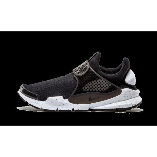 Nike Sock Dart SE Noir Blanche Chaussures de runni...