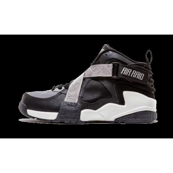 Nike Air Raid Homme Noir Medium Gris Blanche 306354-001