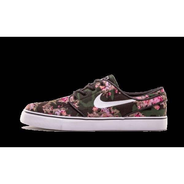 Nike SB Zoom Stefan Janoski Premium Floral Digi Ca...