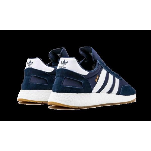 Adidas Iniki Runner Collegiate Marine/Blanche/Gencive BB2092