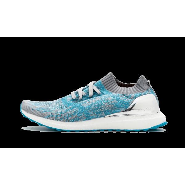 Adidas Ultra Boost Uncaged Bleu/Tech Gris/Blanche ...