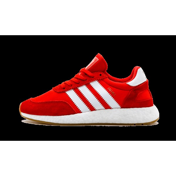 Adidas Originals Iniki Runner Chaussures In Rouge ...