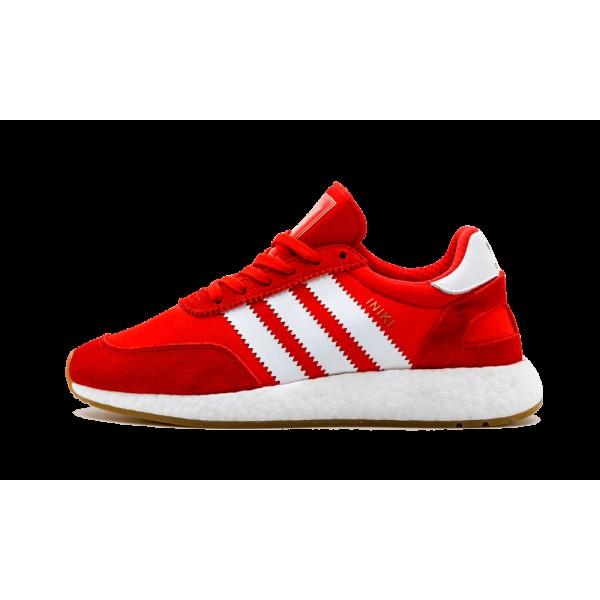 Adidas Originals Iniki Runner Chaussures In Rouge ...
