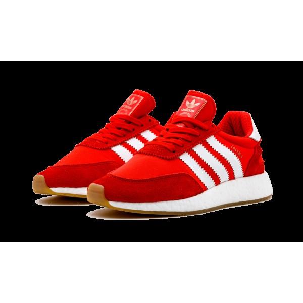 Adidas Originals Iniki Runner Chaussures In Rouge BB2091