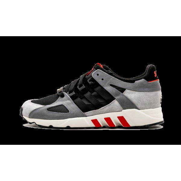 Adidas Equipment RNG Guidance 93 Noir/Rouge/Stone ...