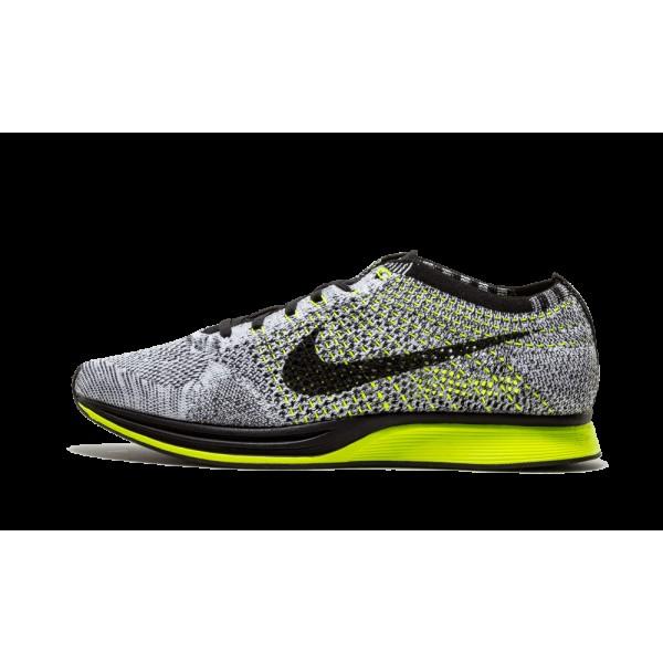 Nike Flyknit Racer Chaussures de running 526628-00...