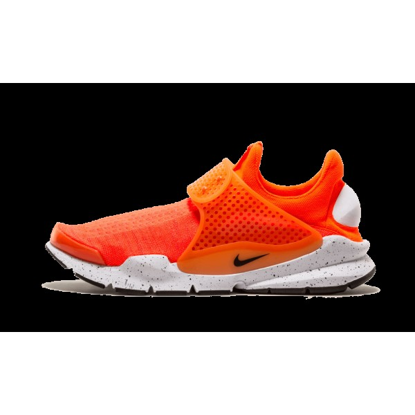 Homme Nike Sock Dart SE Total Crimson Noir Blanche 833124-800