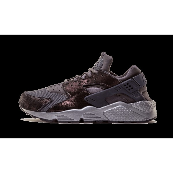 Nike Femme Air Huarache Run PRM Anthracite 683818-...