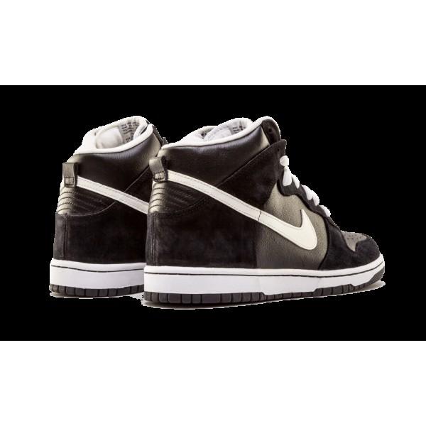 Nike Dunk High Pro SB Noir Blanche 305050-016