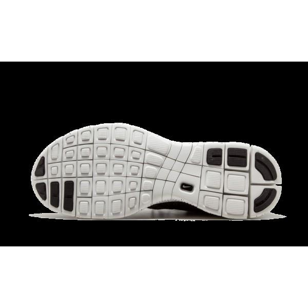 Nike Flyknit Mercurial Homme Gris foncé/Argent/Noir/Blanche HTM 805554-004