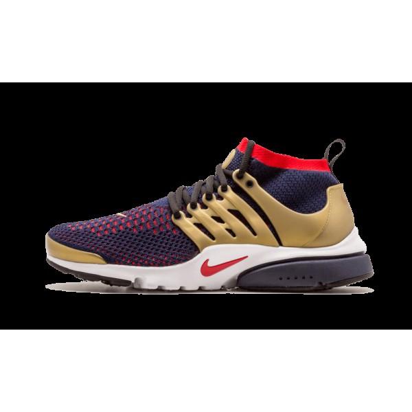 Nike Air Presto Flyknit Ultra Olympic 835570-406
