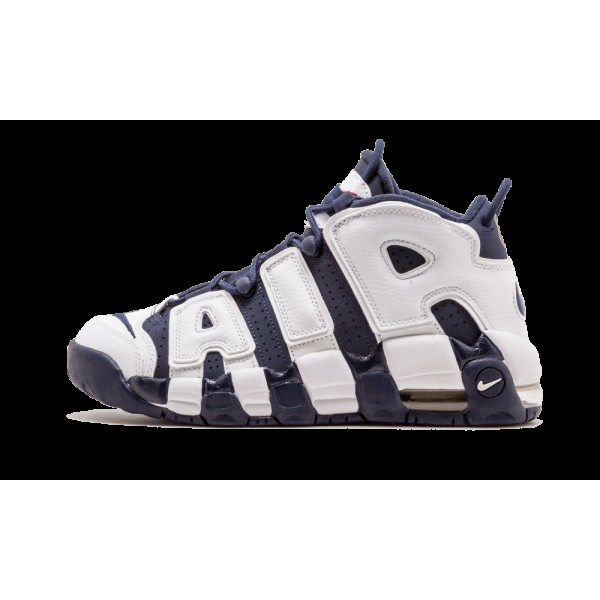 "Nike Air More Uptempo (GS) ""Olympic"" 415..."