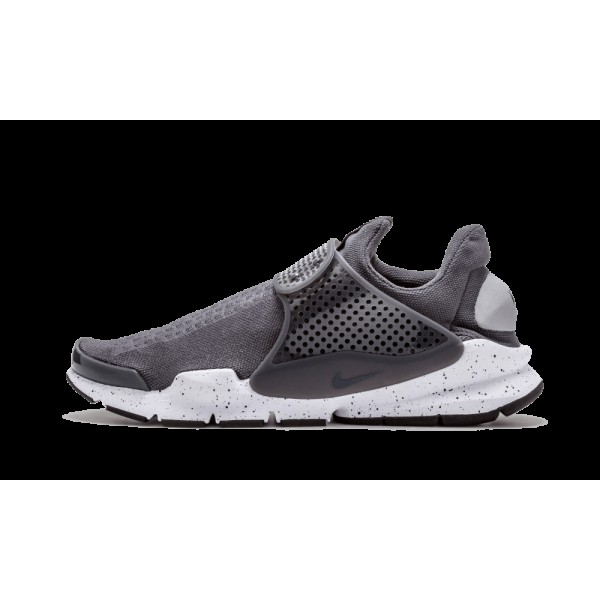 Nike Homme Sock Dart Gris Wolf Gris/Blanche 819686...