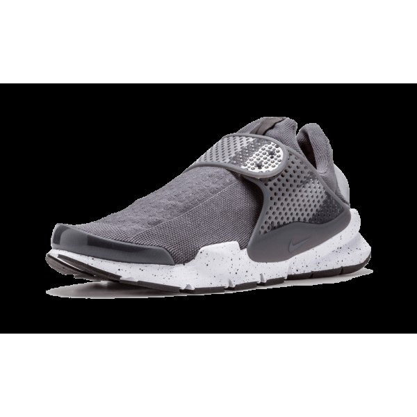 Nike Homme Sock Dart Gris Wolf Gris/Blanche 819686-003