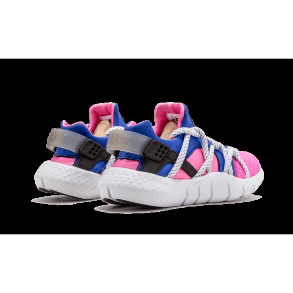 Nike Huarache NM Rose Pow/Noir/Game Royal 705159-600