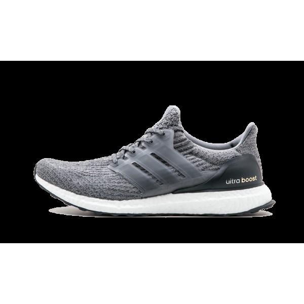 Adidas Ultra Boost Mystery Gris/Noir/Blanche BA884...