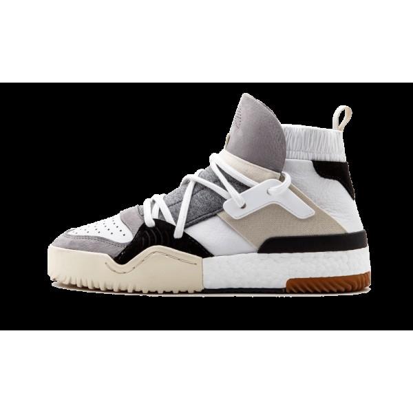 Adidas Alexander Wang BBall Blanche/Noir CM7824