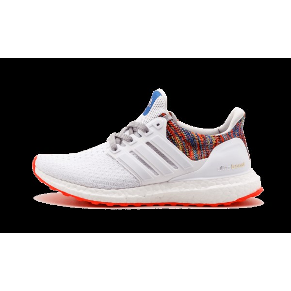 Adidas Ultra Boost Femme Blanche/Multicolore BY1756
