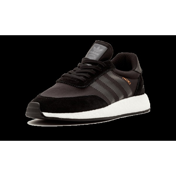 Adidas Homme Iniki Runner Noir/Blanche BB2100