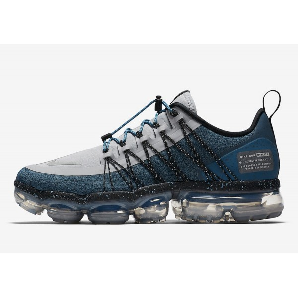 Nike Air VaporMax Run Utility Wolf Gris Chaussures...