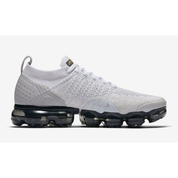 Nike Air VaporMax 2.0 Vast Gris Metallic Gold Chaussures Femme 942843-010